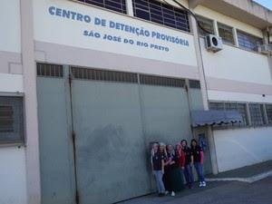 Outras penitenciárias também participam (Foto: Arquivo Pessoal)