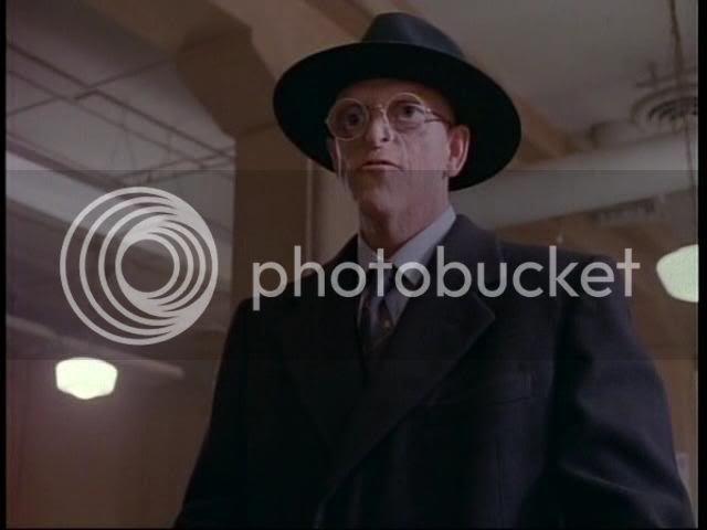 Michael Berryman as Van Helsing
