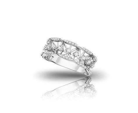 Lee Hwa Jewellery   Jaziz Ring   Engagement and wedding