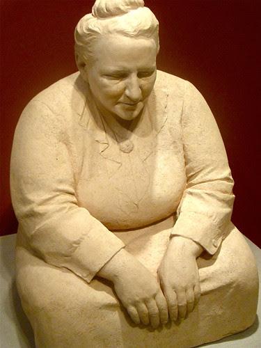 47  214/365  Gertrude Stein Contemplates