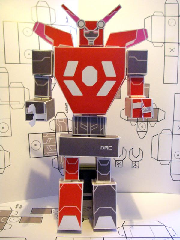 Cardbot 2