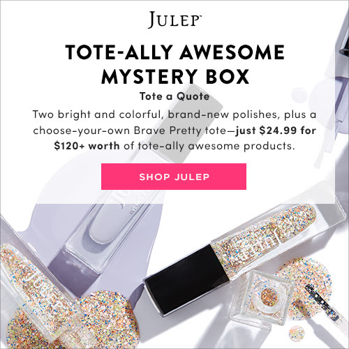Get the January Mystery Box - $120+ worth of products for just $24.99