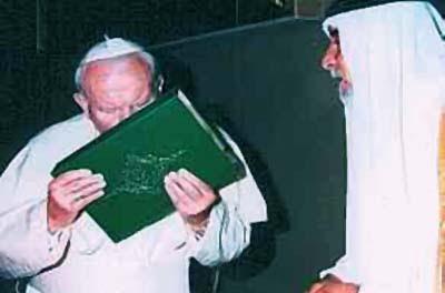 Beijos Papa Corão