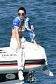 kendall jenner bella hadid boating in greece 05