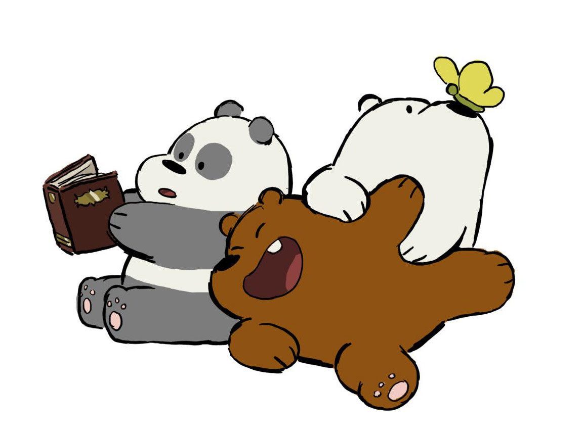 I don't post enough bears for you guys