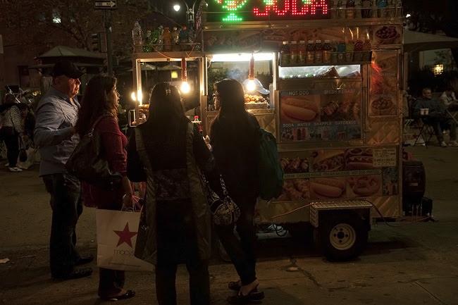 Street Cart, nyc