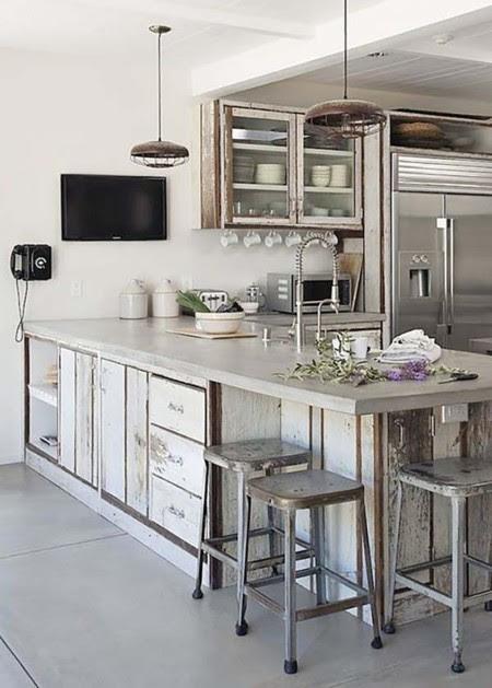 Kitchen Concrete Countertops 25 1 Kindesign