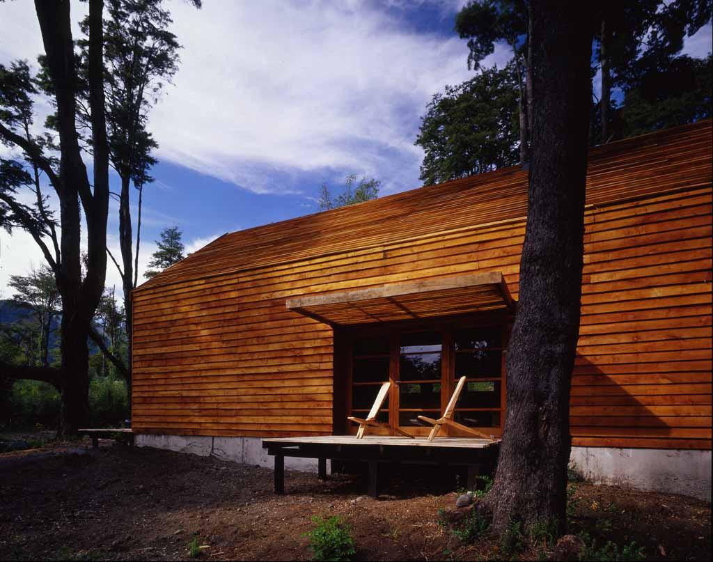 Casa Galpon - Cazu Zegers, arquitectura, casas, madera