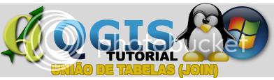 Quantum GIS 1.5: União de Tabelas (Join)