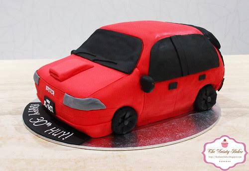Corolla Cake-5