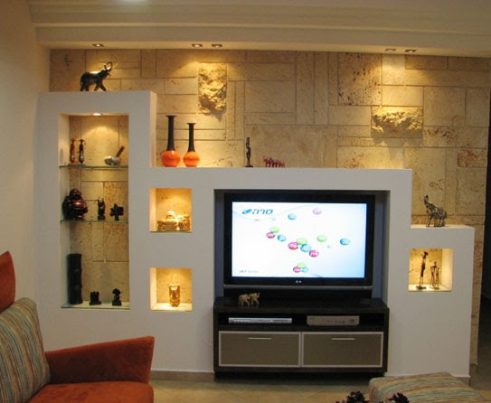 How to Creatively Use Wall Niches?