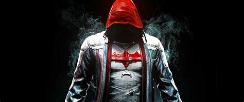 hd background batman arkham knight red hood equipment