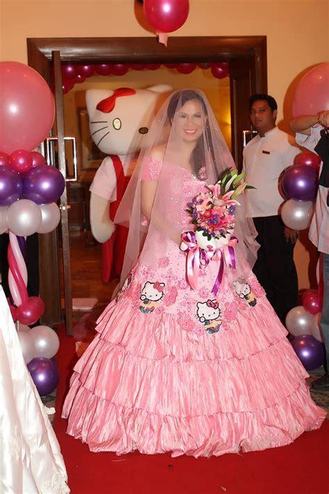 Hello Kitty Wedding ni Nicole Hyala at Jowadik   Love