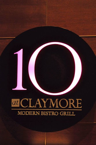 10 at claymore