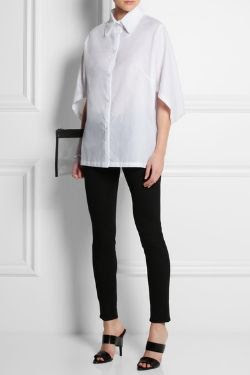 Vivienne Westwood Anglomania Dolman Sleeve Shirt