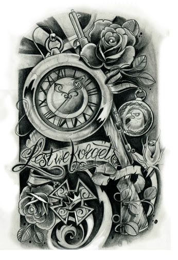 Tattoo Ideas Magazine Tattoo Images By Emily Boyd