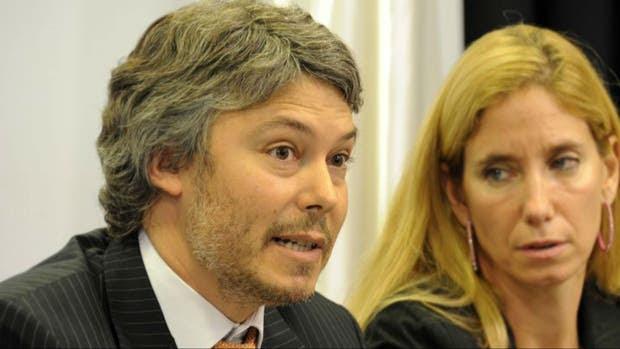 Federici tiene 42 años y se desempeñaba como abogado en el FMI