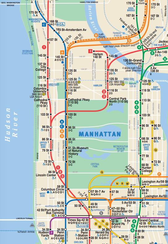 Penn Station Nyc Subway Map.Penn Station Subway Map World Map Gray