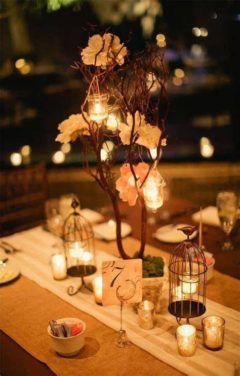 DIY romantic, earthy, rustic, shabby chic decor : wedding