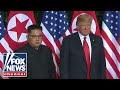 Историческая встреча Президента США Дональда Трампа и Председателя Госсовета КНДР Ким Чен Ына в Сингапуре. Прямая трансляция