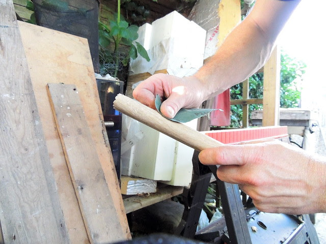 Muddler making