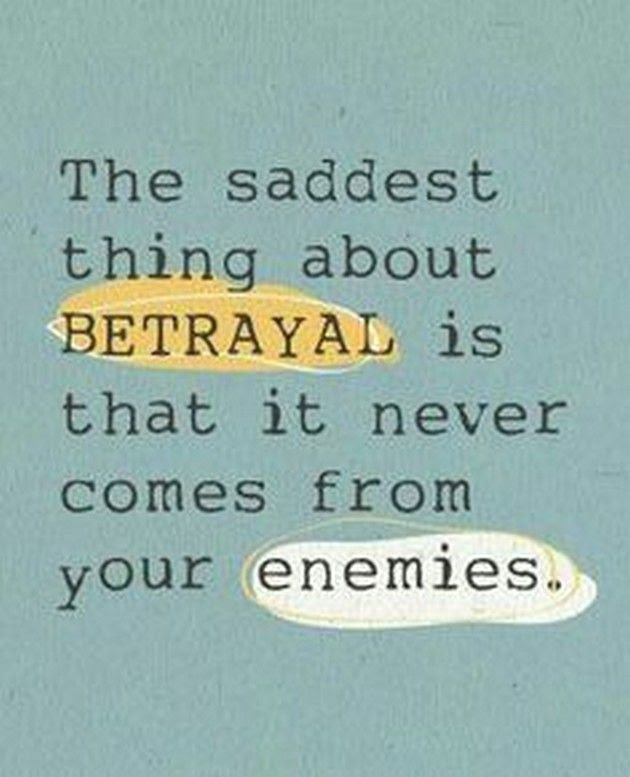 Quotes About Brother Betrayal 23 Quotes