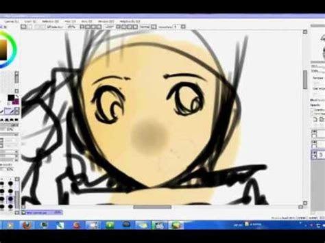 drawing anime wacom bamboo tablet  youtube