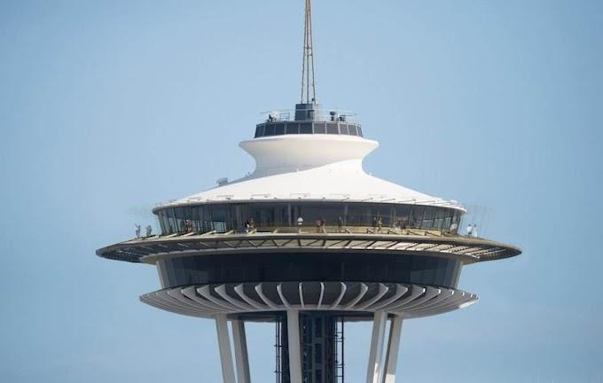 Επανασχεδιασμός του πύργου Space Needle του Seattle