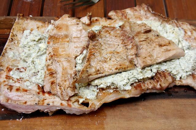 Matambre de Cerdo Arrollado al Roquefort 084