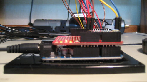 Arduino and XBee Shield