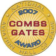 2007 Combs Gates Award