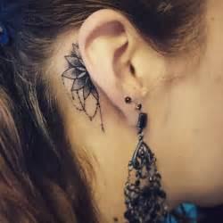 ear tattoos design  ideas