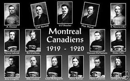 1919-20 Montreal Canadiens