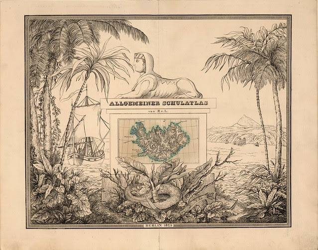 Allgemeiner Schulatlas 1825
