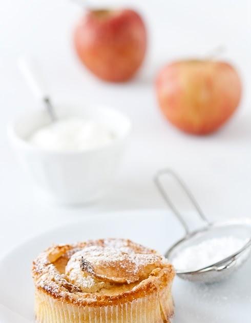 "Tartelette: Mom's ""Tupp"" Apple Cardamom Cake"