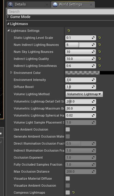 Strange model shadows? - Unreal Engine Forums