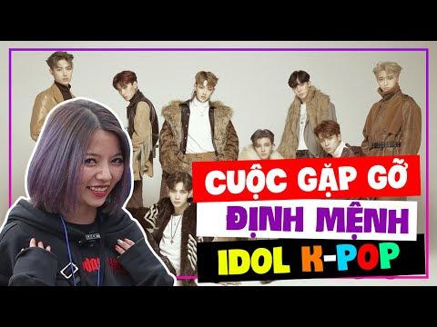 """Ohsusu """"Choáng"""" Khi Lần Đầu Phỏng Vấn Idol KPOP Nổi Tiếng - ATEEZ"""