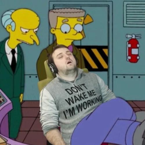Estagiário dorme no 2 dia de trabalho  e vira meme na internet