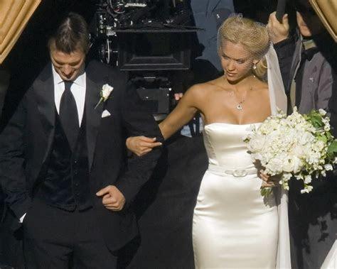 jessica alba fantastic 4 wedding