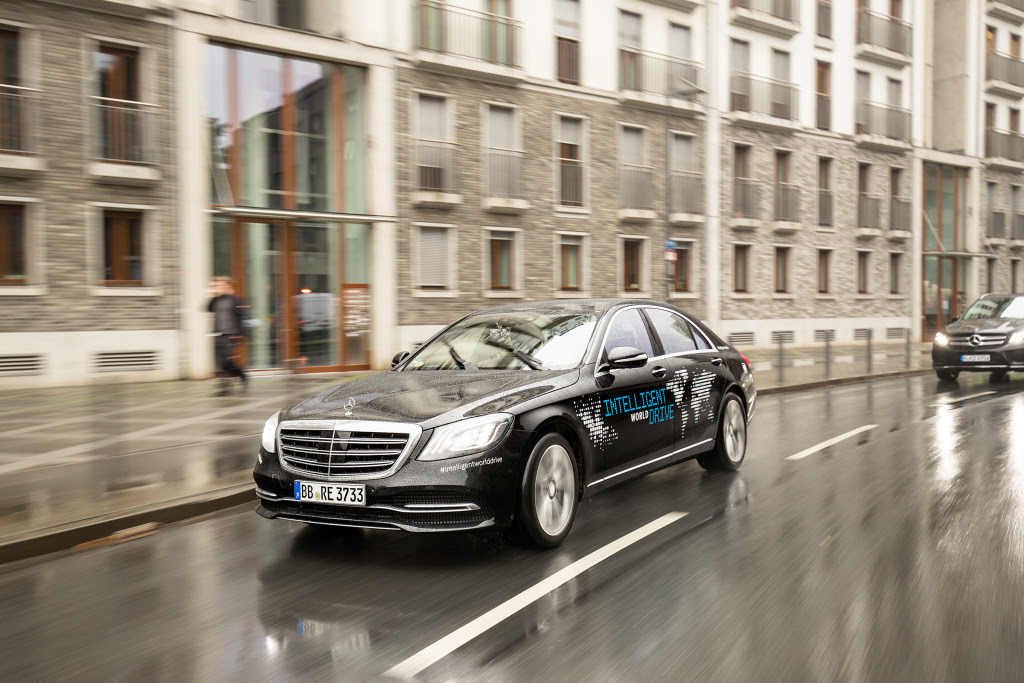 Mercedes-Benz Self-Driving Car: How Far Have They Gone?