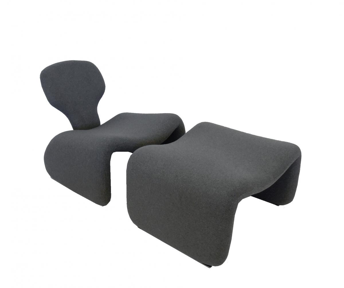Olivier Mourgue Djinn Chair Reupholstery in Brooklyn, NY Olivier ...