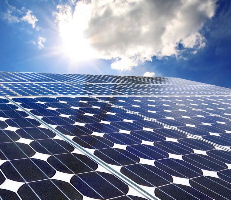 A participação da energia solar também tem sido mais relevante. Foto: Shutterstock