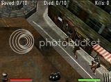 Game sobre zumbis em realidade aumentada