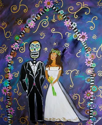 MUERTOS WEDDING