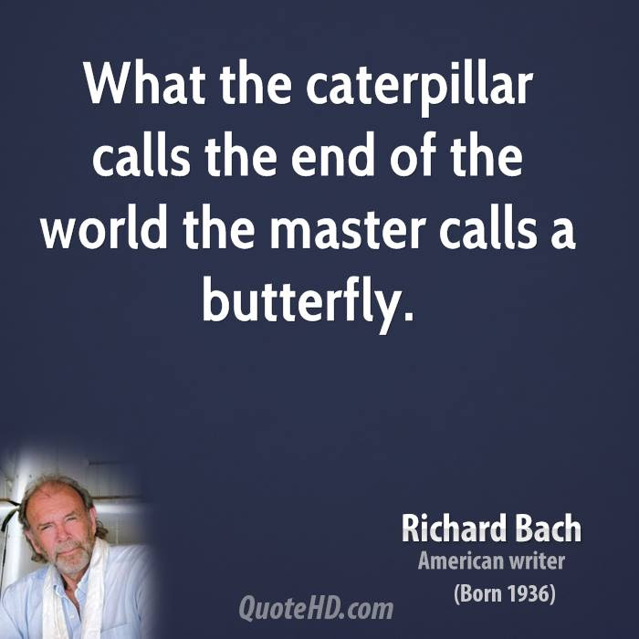 Richard Bach Nature Quotes Quotehd