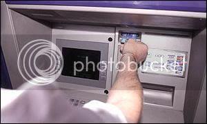 ATM Machine Fraud