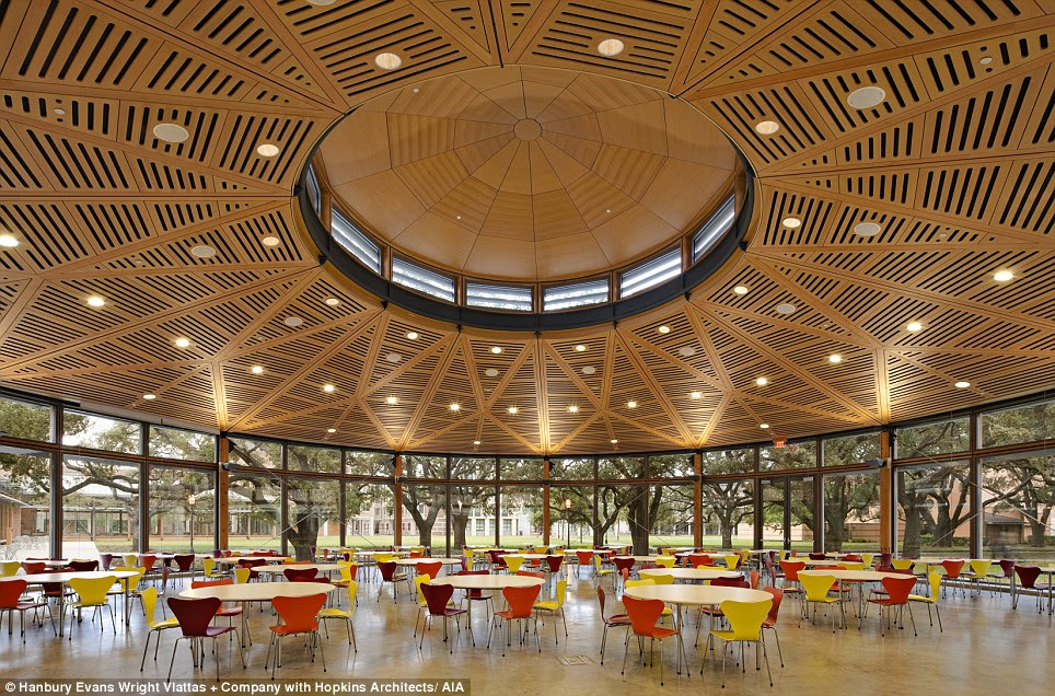 Design for life: wo new residential colleges at Houston's Rice University have also been nominated