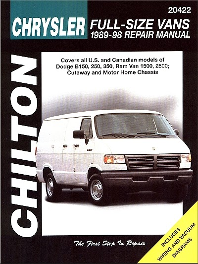 1990 Dodge Van Wiring Diagram