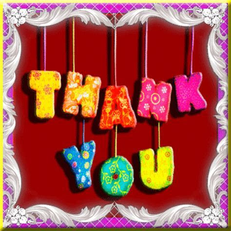 Very Colorful Thank You! Free For Everyone eCards