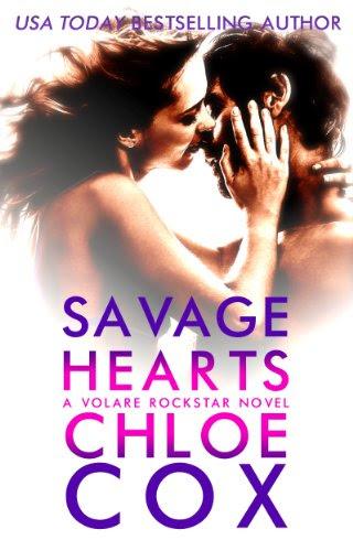 Savage Hearts (Club Volare) by Chloe Cox